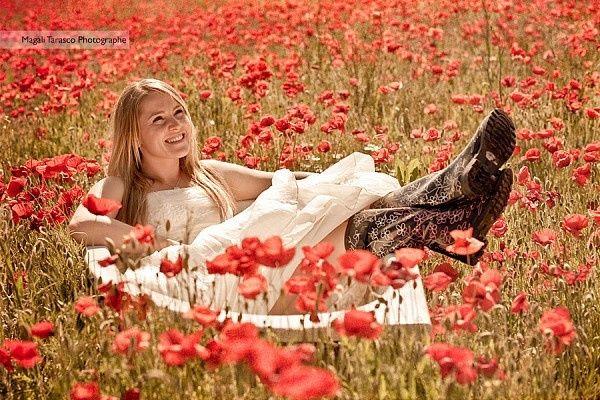 Fleur éphémère ... coquelicot 27