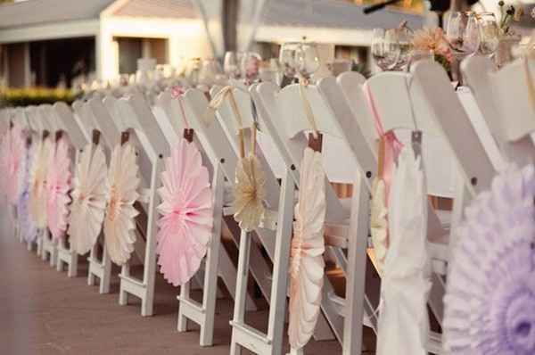 Comment décorer nos chaises ? - 8