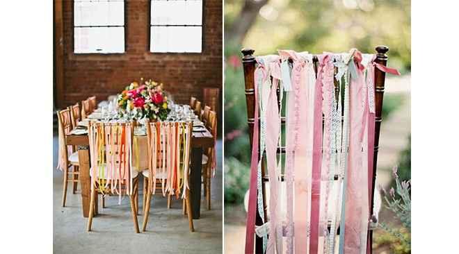 Comment décorer nos chaises ? - 11