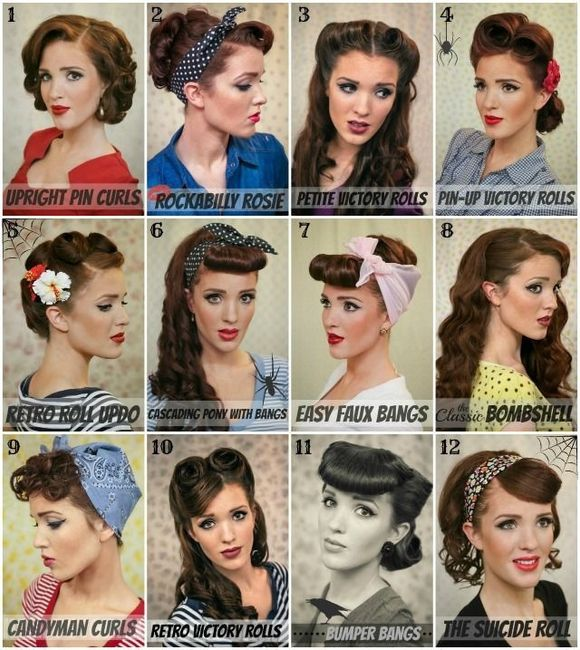 Coiffure Mariage Pin Up Le7emecontinent