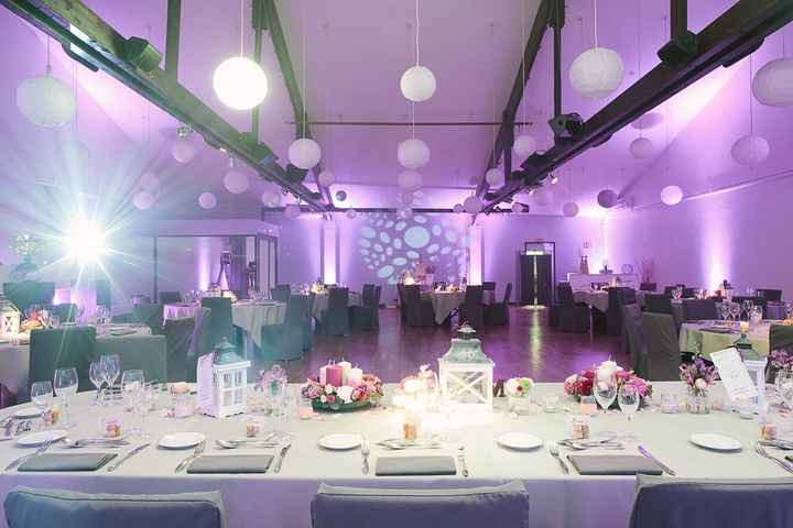 Mes inspirations - mariage blanc/violet - 3