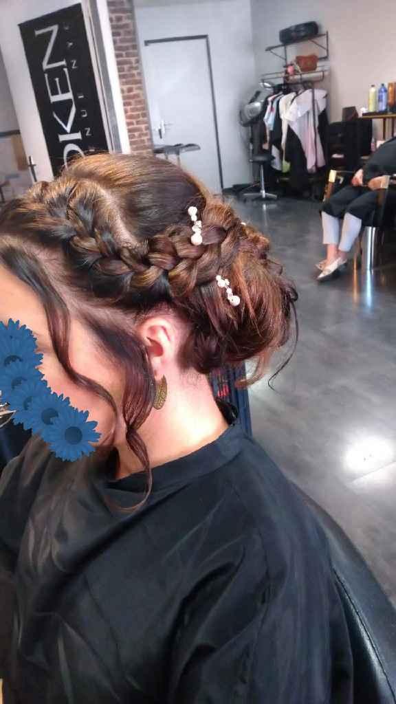 2Ème essai coiffure - 3