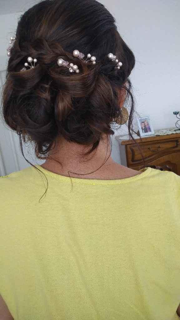 2Ème essai coiffure - 7