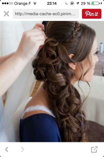 Idées coiffure cheveux très très long ? - 2