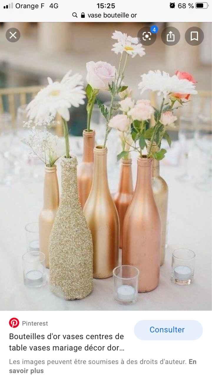 Astuce décoration, mariage champêtre. - 2