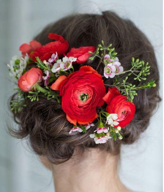Inspiration fleurs fra ches mode nuptiale forum for Fleurs fraiches
