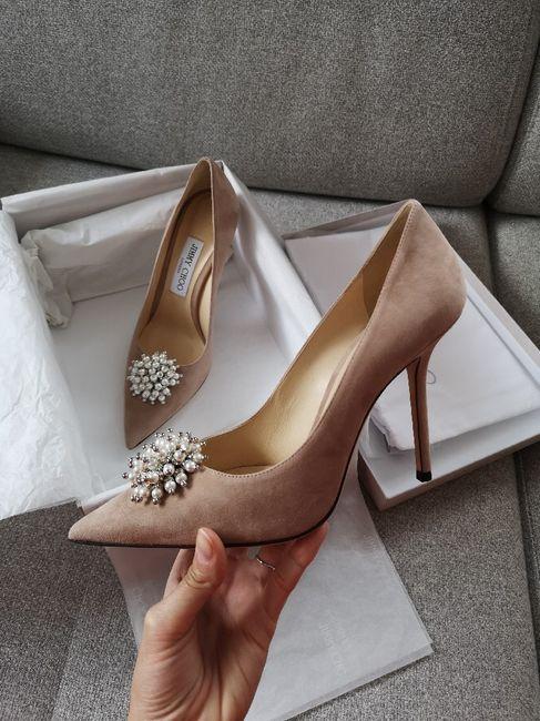 Chaussures mariée 2