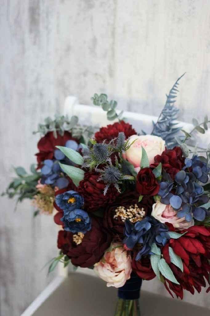 Le bouquet de mariée rose 🤗!!! - 3