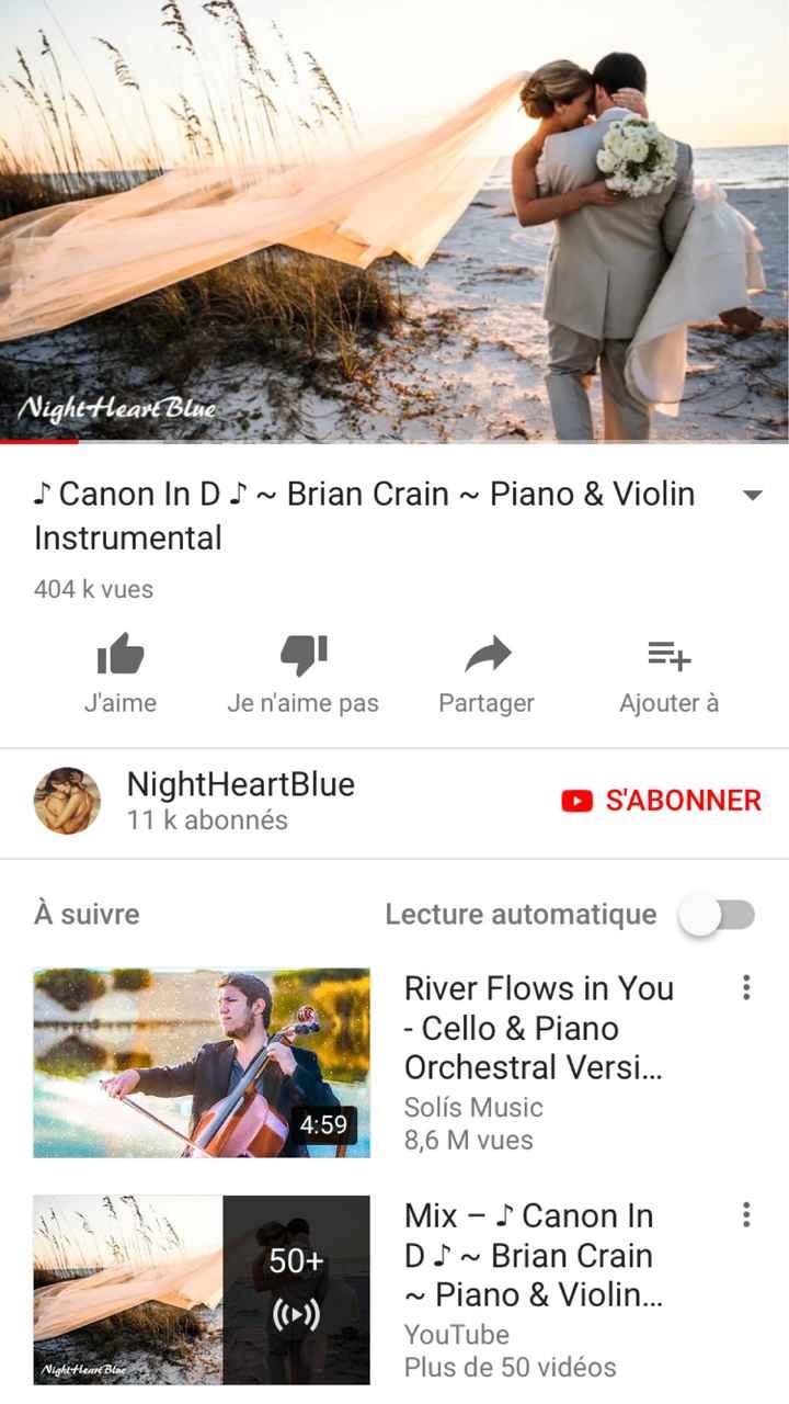 Musique eglise - 1