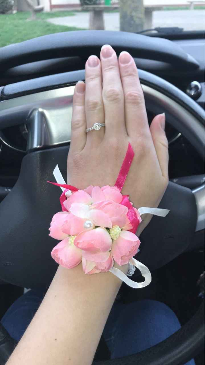 Bracelets témoin reçus 😍 - 1