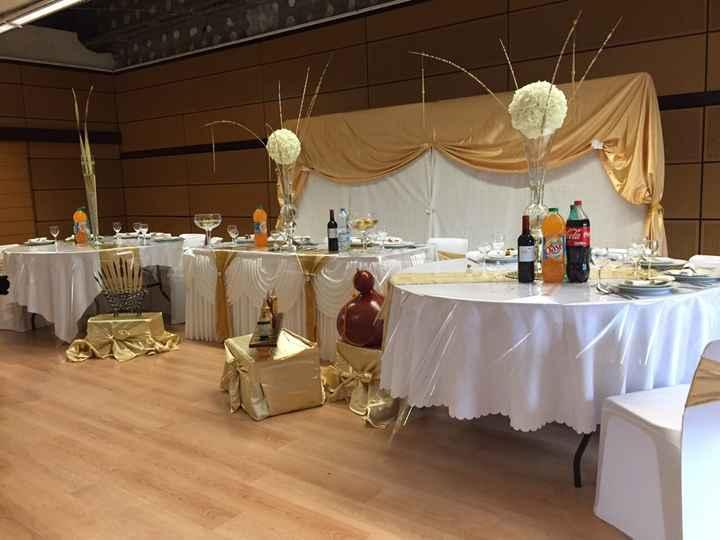 Photos de votre décoration de mariage - 7