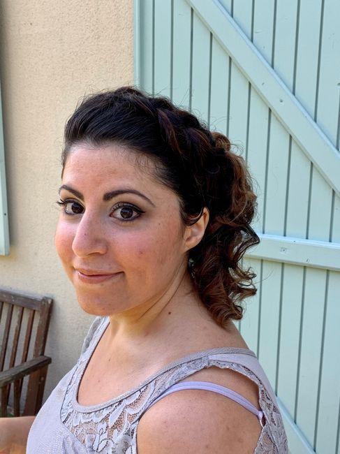 Avis essai coiffure et maquillage 5