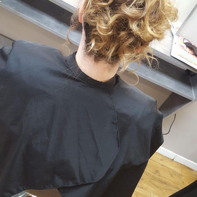 Essais coiffure et maquillage 1