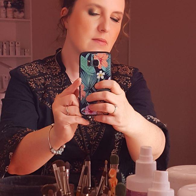 Essais coiffure et maquillage 2