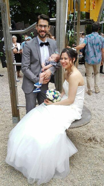 Nous voilà mariés ! - 6