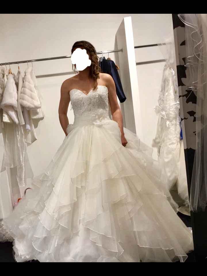 Essai robe - 1