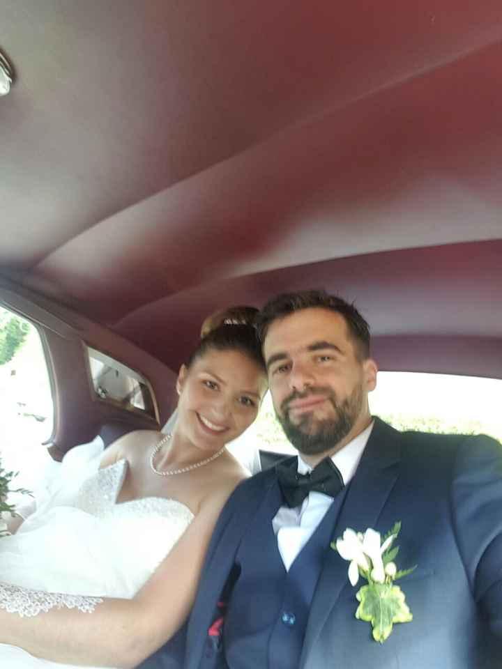 Petite photo de notre mariage - 2