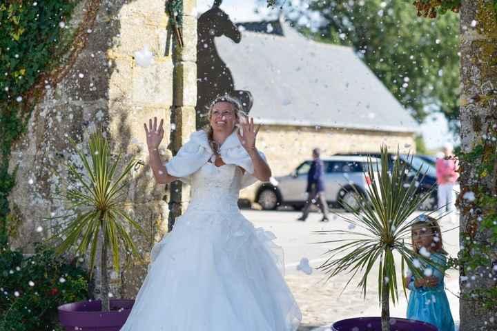 Les diy continuent. .... mariage d'hiver ! - 1