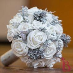8 bouquets de fleurs artificielles mode nuptiale forum. Black Bedroom Furniture Sets. Home Design Ideas