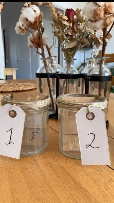 Idée de déco de table sans fleurs 2