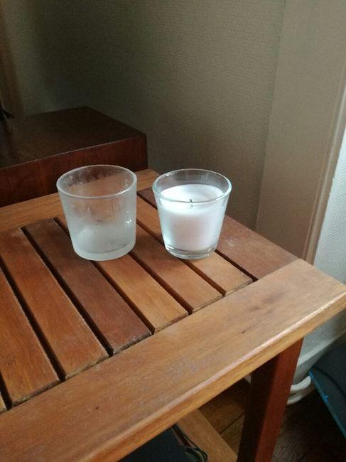 astuce pour nettoyer contenant bougie d coration forum. Black Bedroom Furniture Sets. Home Design Ideas