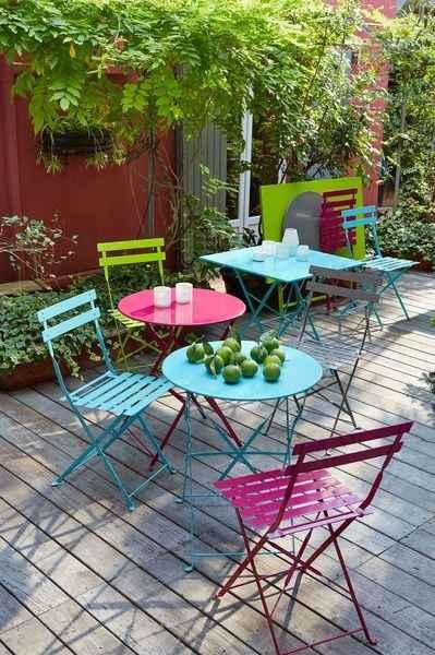 Salon de jardin