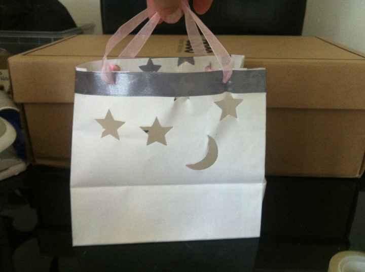 Petit sac pour confettis - 1