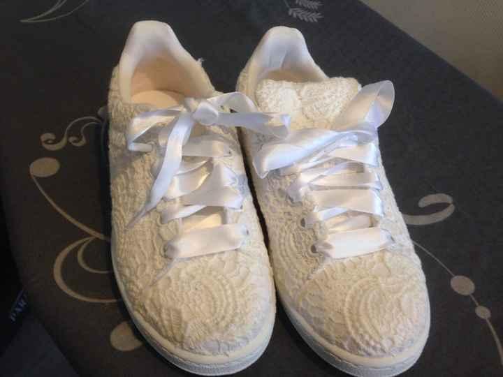 Des chaussures confortables - 1