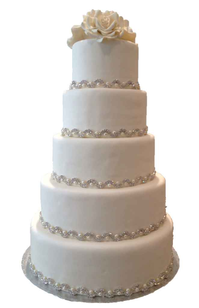 Différence entre wedding cake et pièce montée - 1