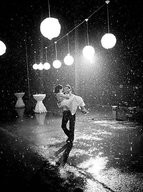 Pour faire de la pluie un atout charme. - 2