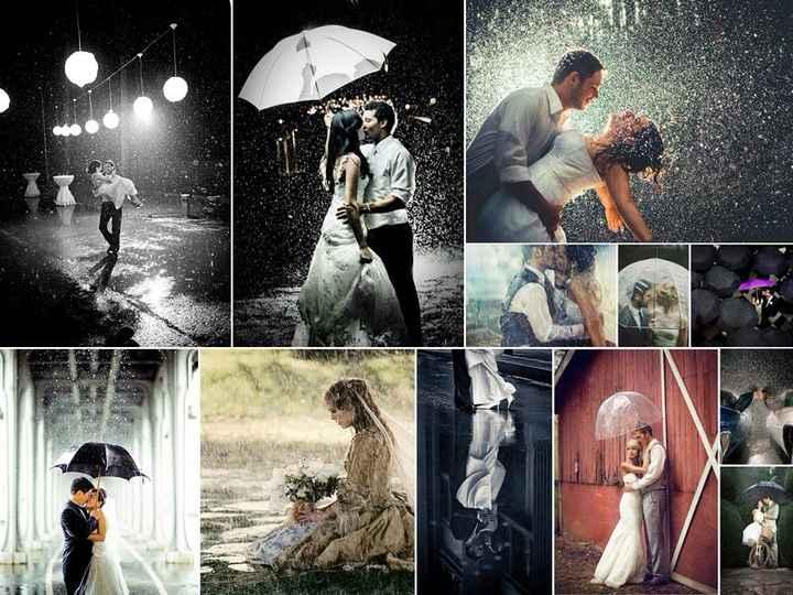 Pour faire de la pluie un atout charme. - 10