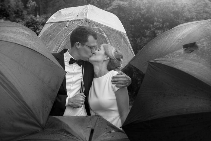 Pour faire de la pluie un atout charme. - 14
