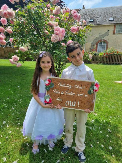 Enfin mariés depuis le 19 juin 7