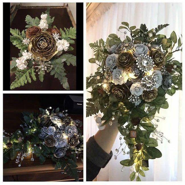 Bouquet lumineux 2