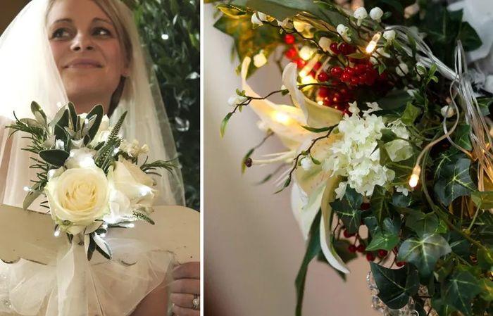 Bouquet lumineux 3