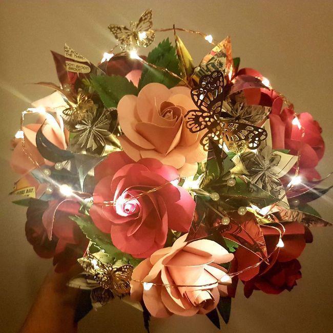 Bouquet lumineux 4