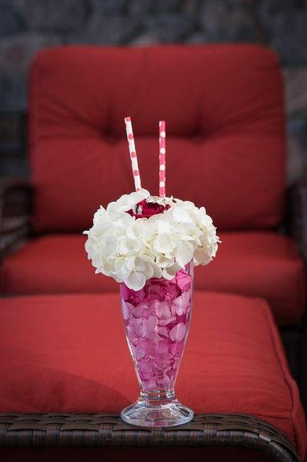 Bouquet lumineux 5