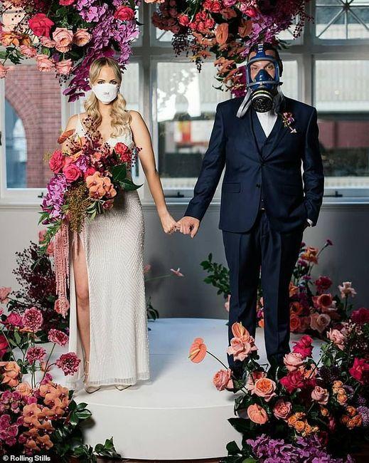 Mariage masqué 1