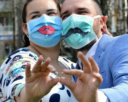 Mariage masqué 8