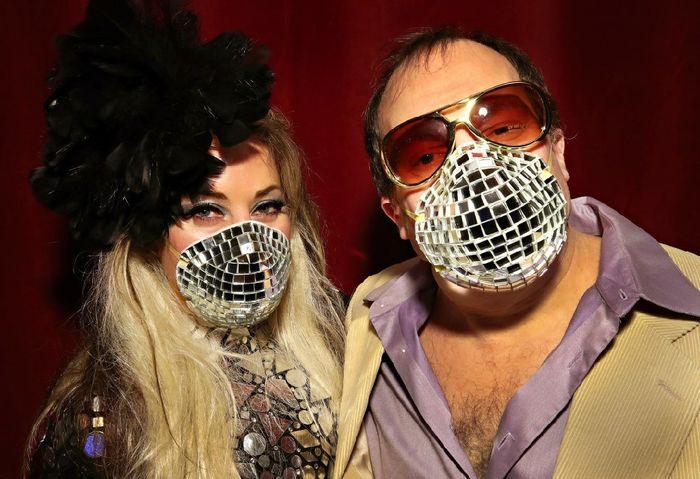 Mariage masqué 9