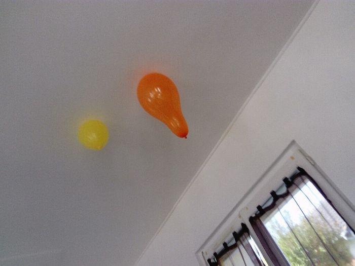 Faire voler les ballons sans hélium - 1