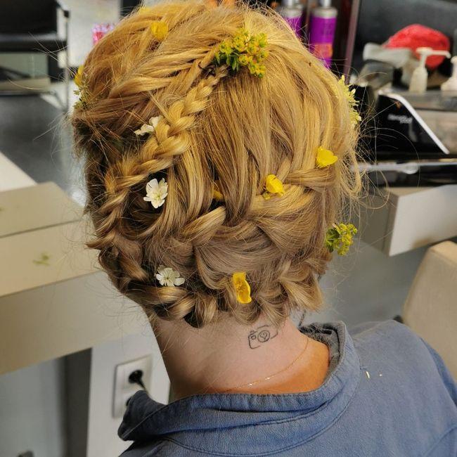 Essai coiffure 1