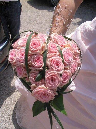 Le bouquet de la semaine 9 mode nuptiale forum - Comment faire un bouquet de mariee ...