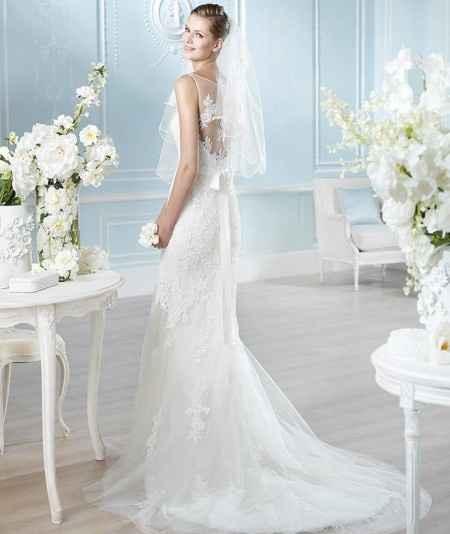 Les robes de mariée de 17 janvier 2014