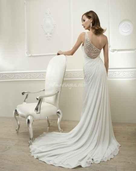 les robes de mariées du 17 janvier 2014
