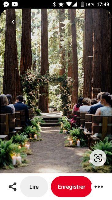 Mariage en Forêt - 1