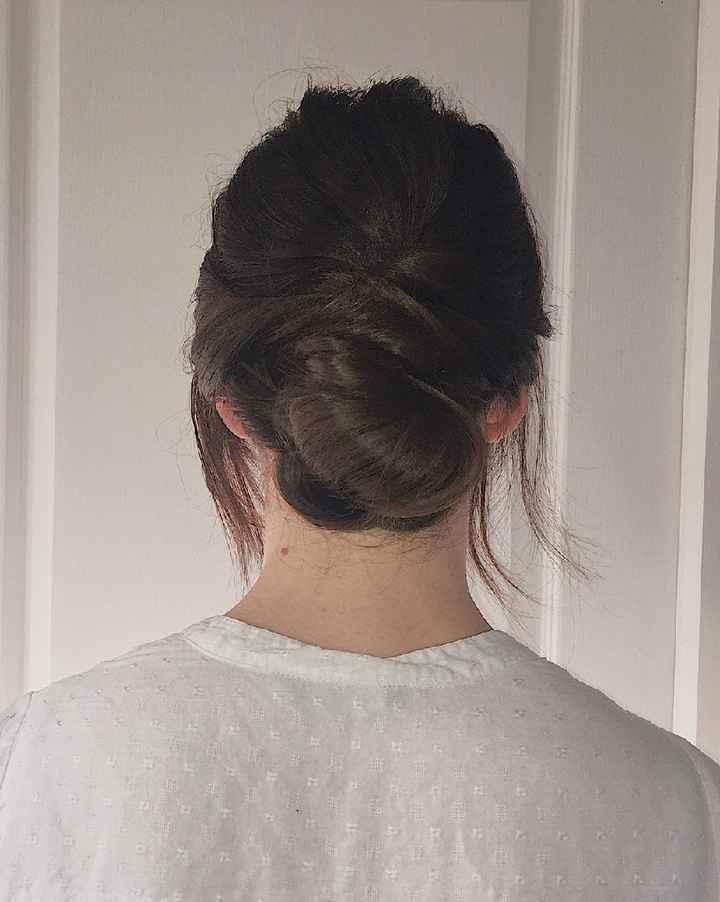 Cheveux lâche ou attaché ? - 2