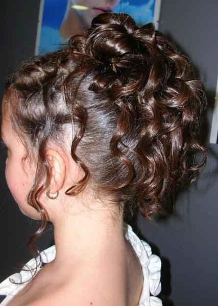 coiffure de nos filles