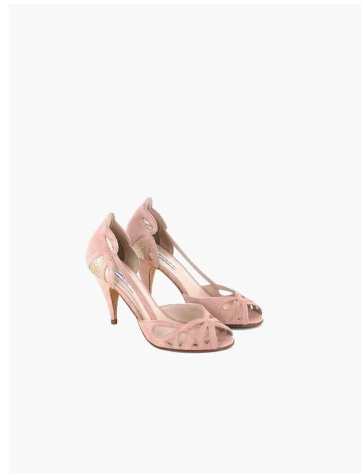 Chaussures pour le jour j - 1