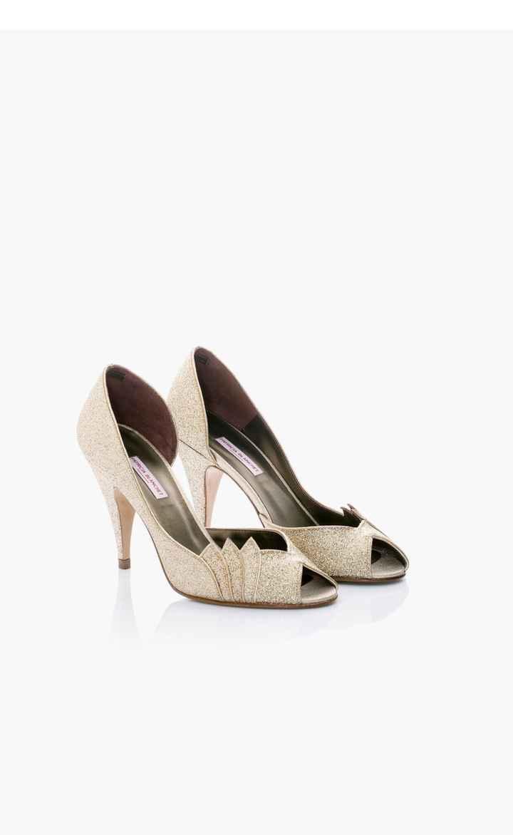 Chaussures pour le jour j - 2